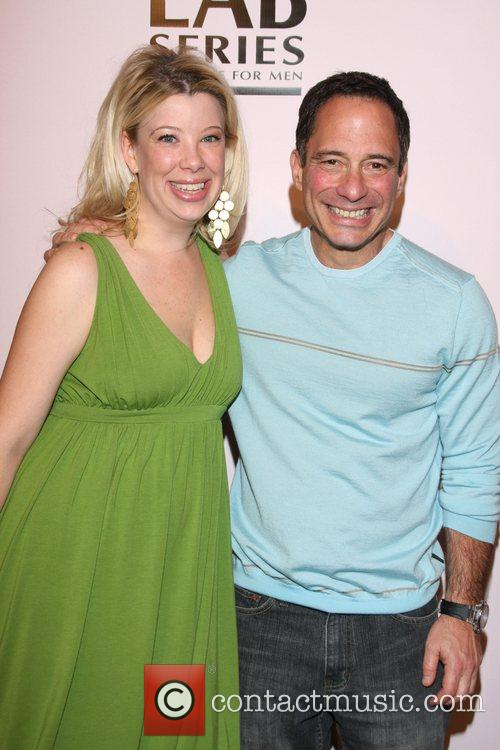 Gillian Sheldon and Harvey Levin Perez Hilton's Qinceanera...