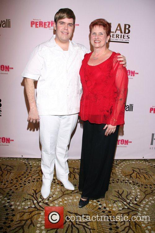Perez Hilton and his mom, Teresita Lavandeira Perez...