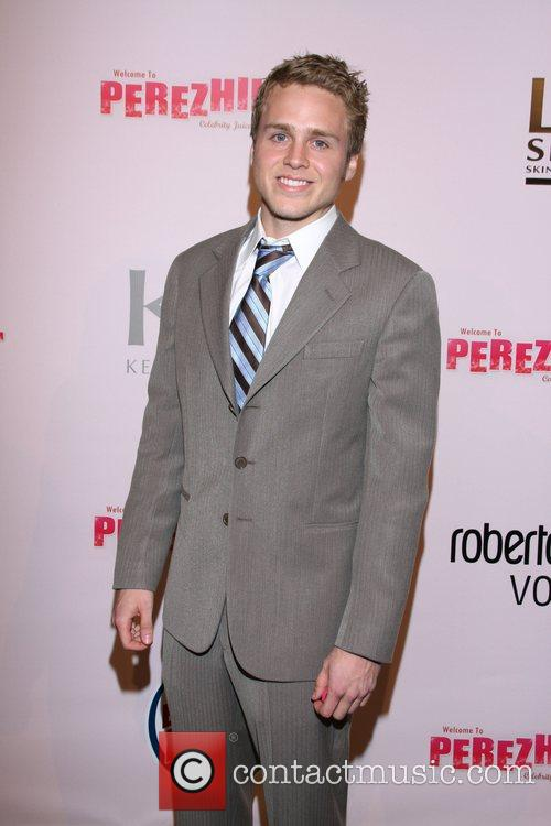 Spencer Pratt Perez Hilton's Qinceanera Part 2 (30th...