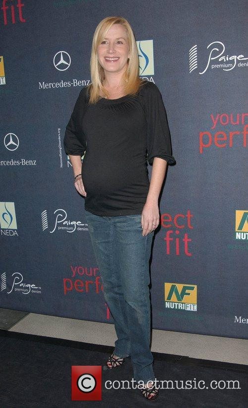 Angela Kinsey The launch of new lifestyle guide...