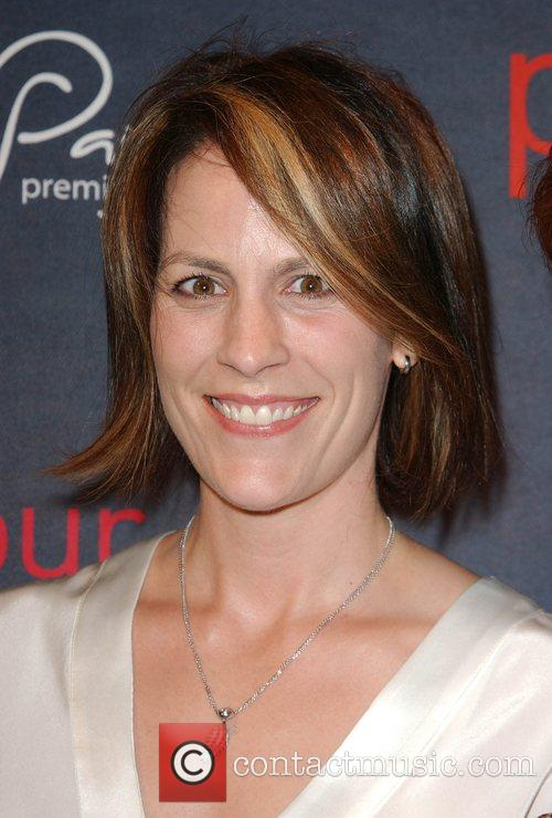 Annabeth Gish The launch of new lifestyle guide...
