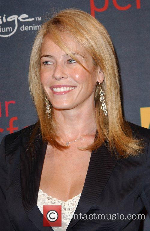 Chelsea Handler The launch of new lifestyle guide...