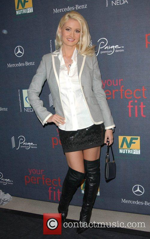 Holly Madison The launch of new lifestyle guide...