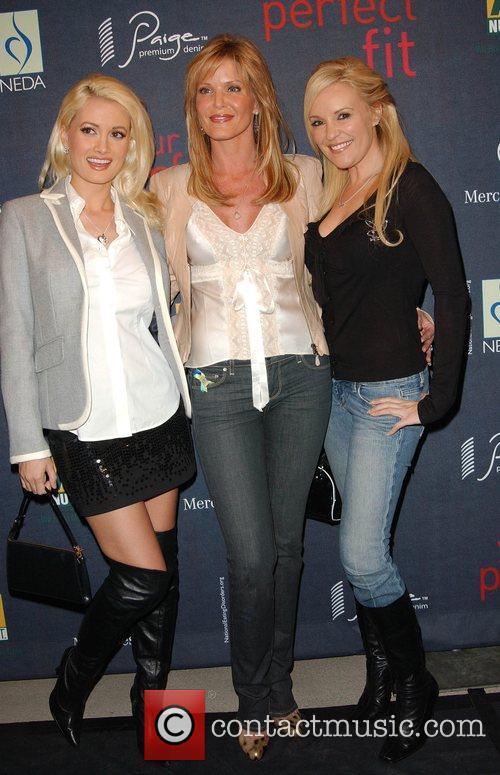 Holly Madison, Paige Adams Geller and Bridget Marquadt...
