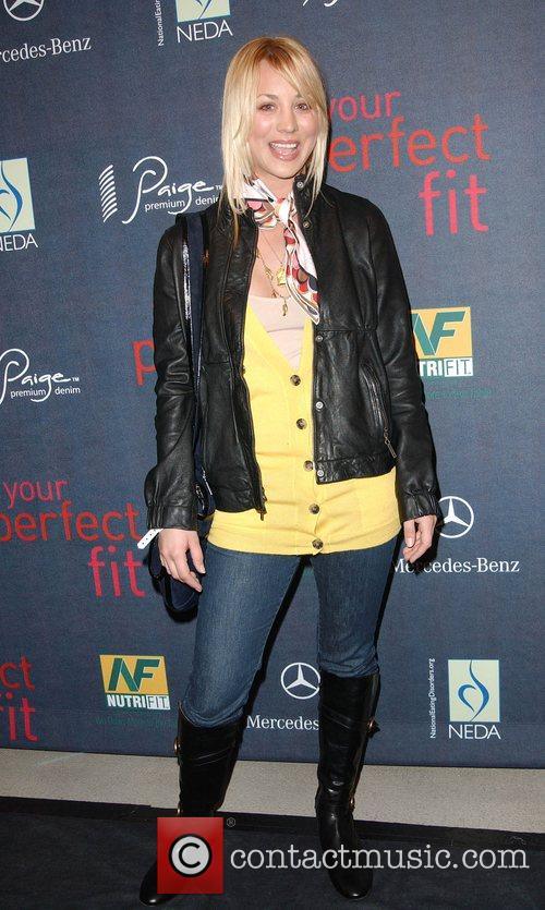 Kaley Cuoco The launch of new lifestyle guide...