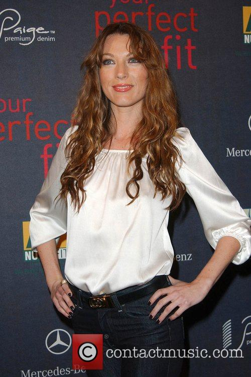 Natalie Zea The launch of new lifestyle guide...
