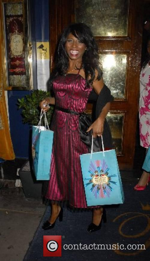 The Perfume Shop/LK high street fashion awards at...