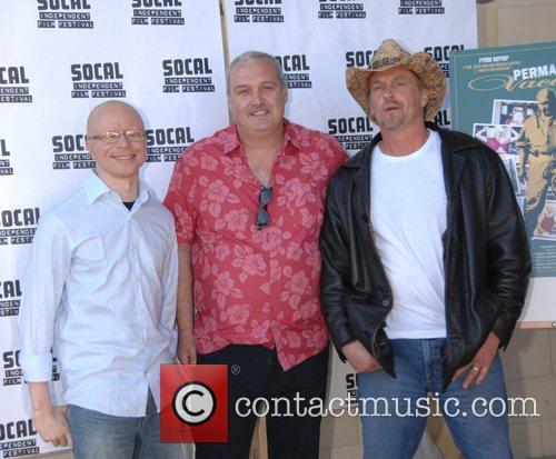 Victor Varnado, Frank Harper and Michael Bowen