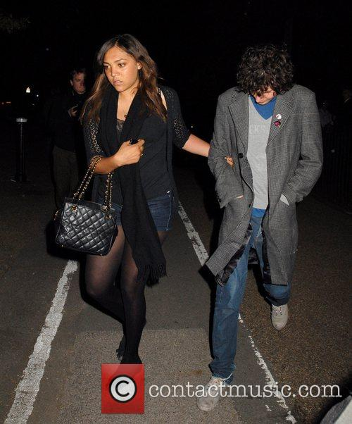 Miquita Oliver and Simon Amstell 2