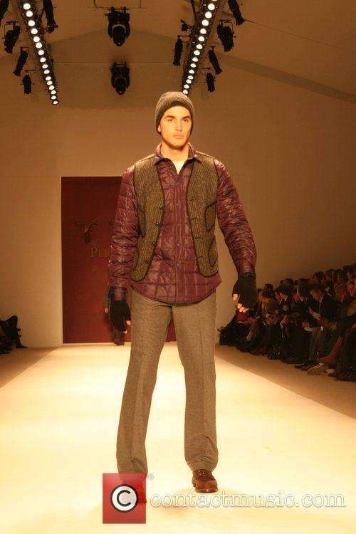 Mercedes-Benz Fashion Week Fall 2008 - Perry Ellis...