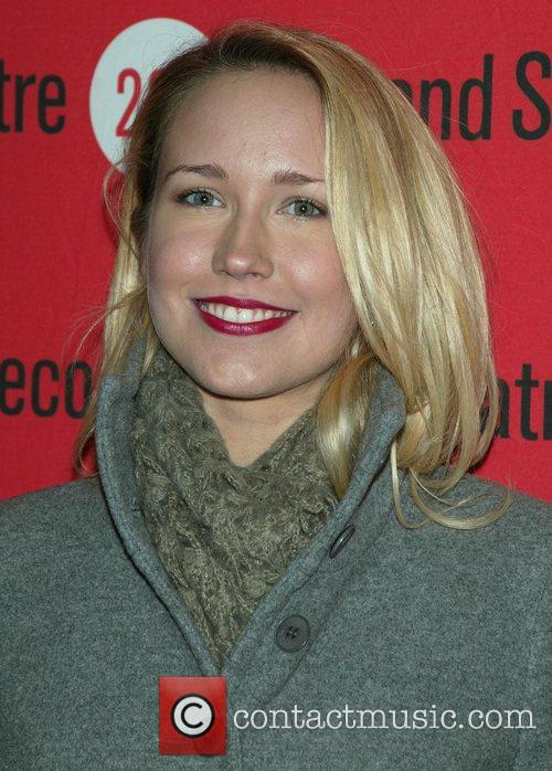 Anna Camp Opening Night of Edward Albee's 'Peter...