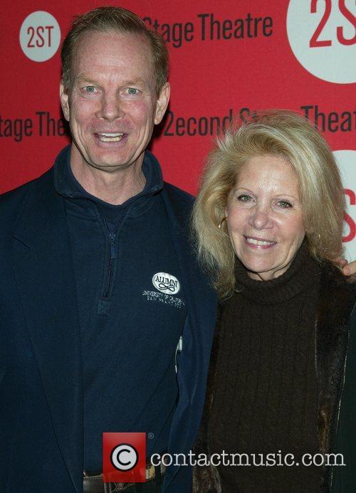 Bill Irwin & Daryl Roth Opening Night of...