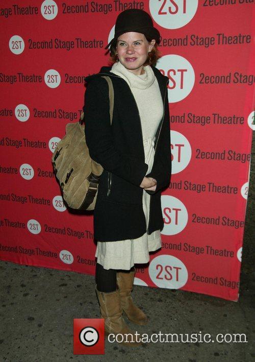 Celia Keenan-Bolger Opening Night of Edward Albee's 'Peter...
