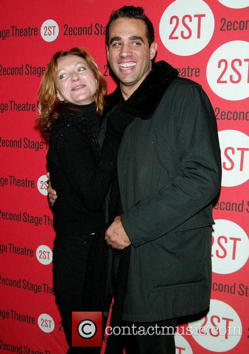 Julie White, Bobby Cannavale and Edward Albee
