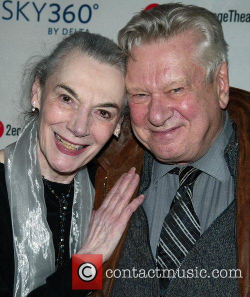 Marian Seldes and Brian Murray 5