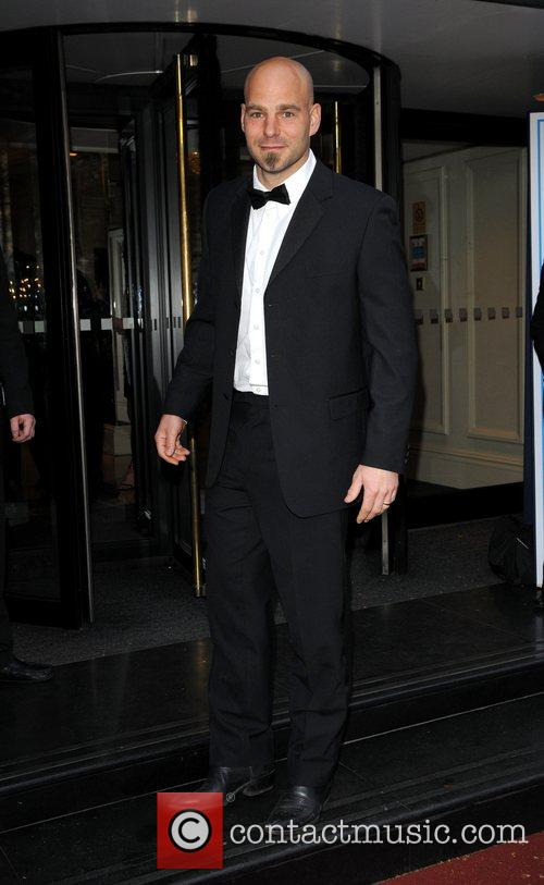 Professional Footballers' Association (PFA) Awards held at Grosvenor...