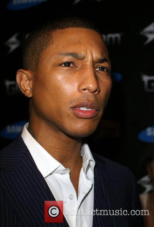 Pharrell Williams and Las Vegas 1