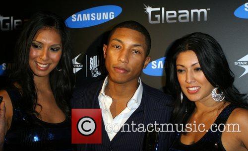 Pharrell Williams and Las Vegas 2