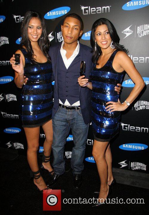 Pharrell Williams and Las Vegas 4