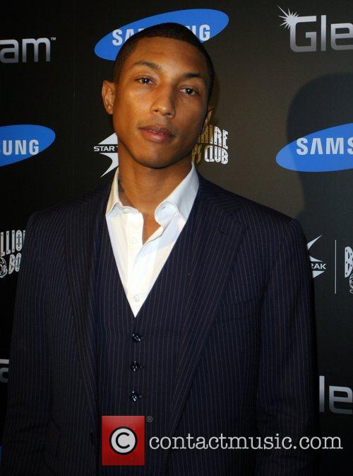 Pharrell Williams and Las Vegas 5