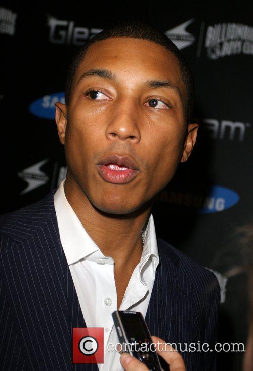 Pharrell Williams and Las Vegas 7