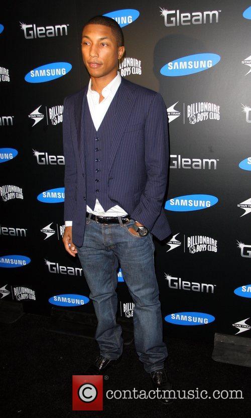 Pharrell Williams and Las Vegas 8