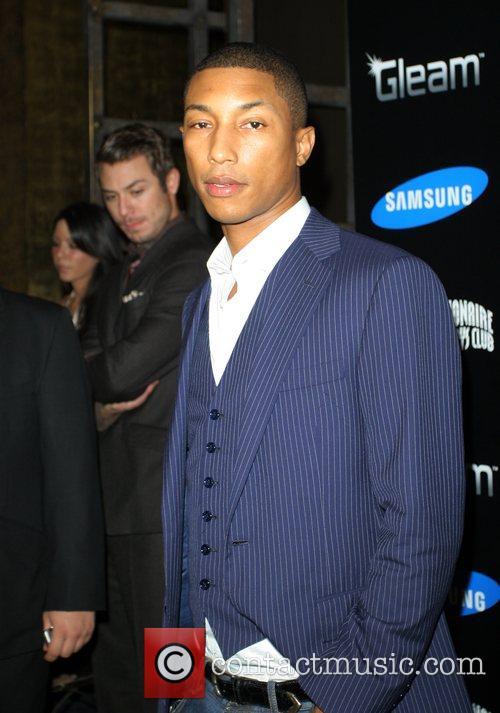 Pharrell Williams and Las Vegas 6