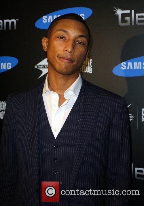 Pharrell Williams and Las Vegas 3