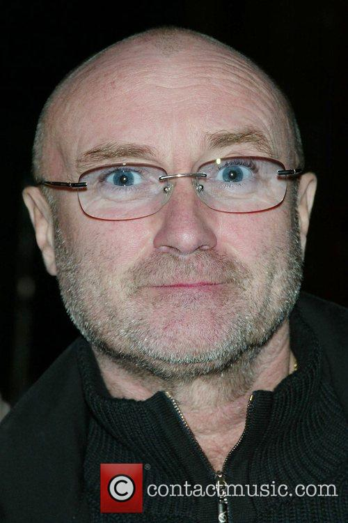 Phil Collins at Broadway's New Musical 'The Little...