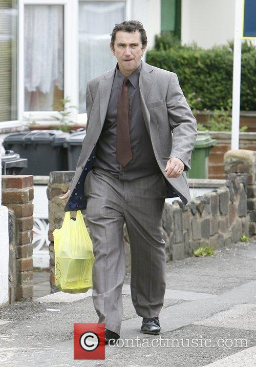 Phil Daniels, who plays Kevin Wicks on BBC's...