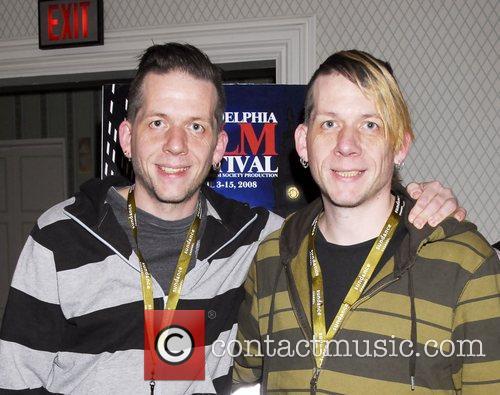 Dominic Redding and Benjamin Redding (Directors) attend the...