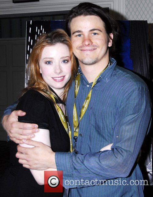 Fiona Glascott and And Jason Ritter