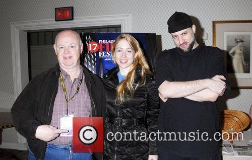 Frank Henenlotter, Charlee Danielson and John A. Thorburn...