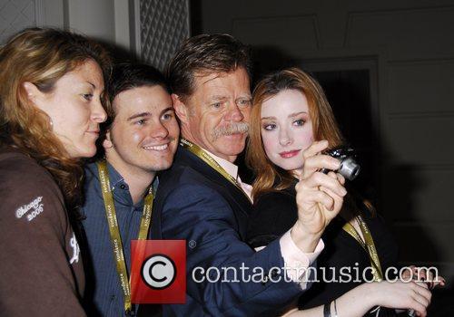 Fan, Jason Ritter, William H. Macy and Fiona...