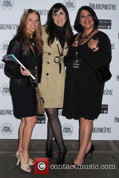 Carrie Nork, Nicole Cashman and Dana Lombardi Philadelphia...