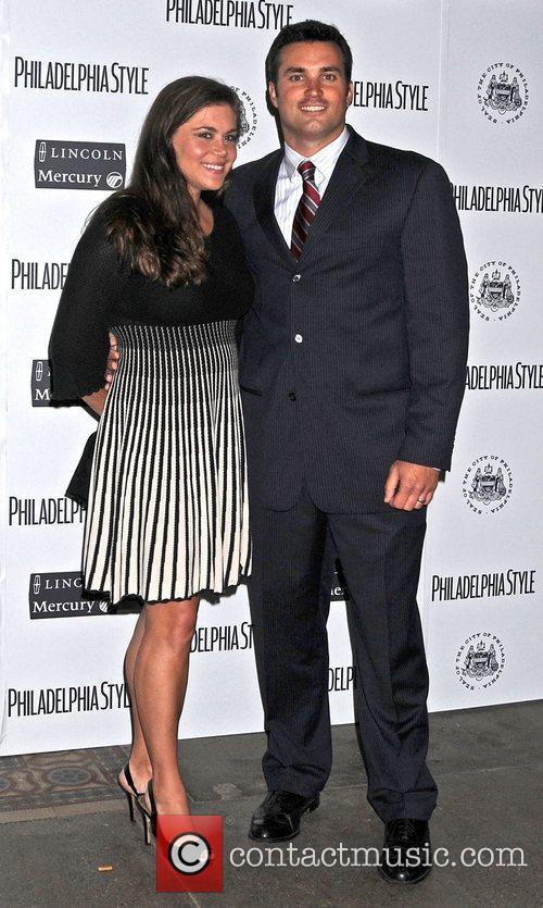 CBS3 Weatherman Doug Kammerer and wife Holly Philadelphia...