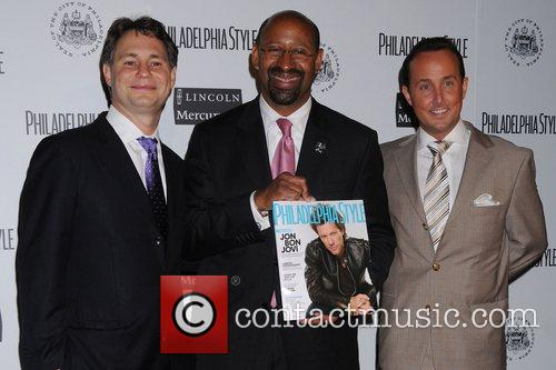 Philadelphia Style Magazine's relaunch party at City Hall