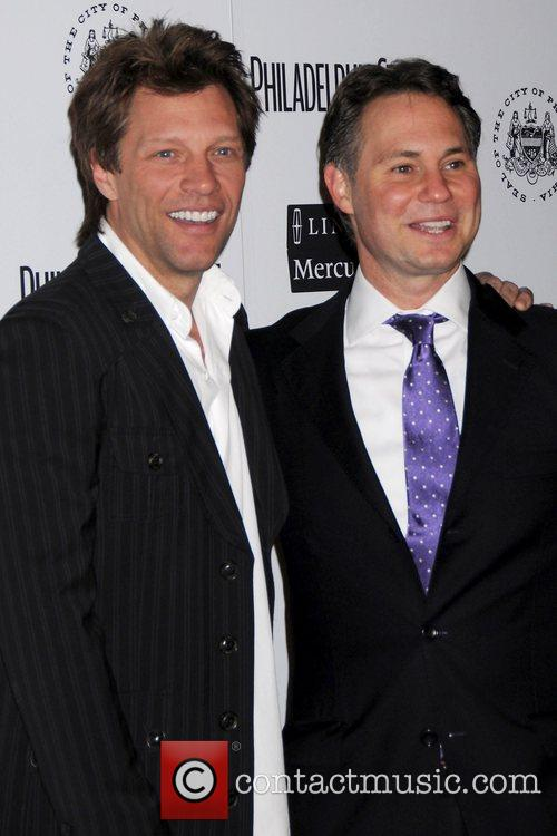 Jon Bon Jovi and Bon Jovi 5