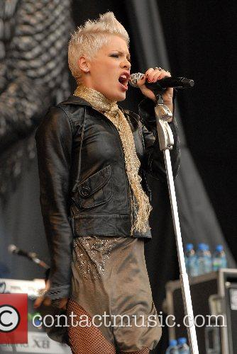 Performs at V Festival 2007 at Weston Park...