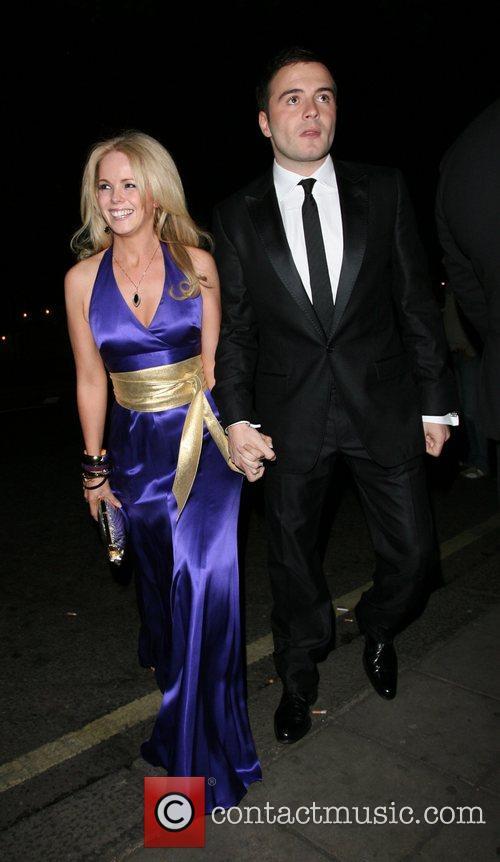 Shane Filan and Gillian Filan The Pink Ice...