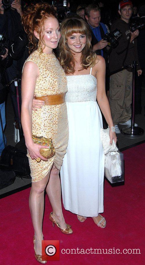 Kara Tointon and Pheobe Thomas The Pink Ice...