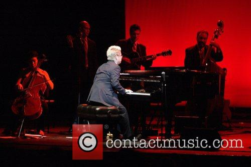 Thomas M. Lauderdale Pink Martini performing live in...