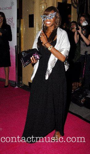 Shaznay Lewis The Pink Ice Ball held at...