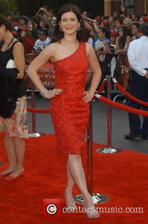 Lauren Maher World Premiere of Walt Disney Pictures...