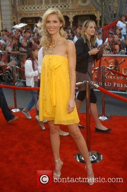 Vanessa Branch World Premiere of Walt Disney Pictures...