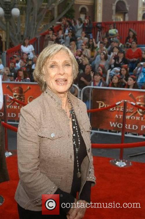 Cloris Leachmen World Premiere of Walt Disney Pictures...