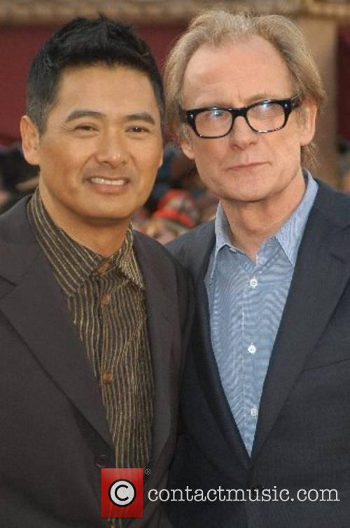 Chow Yun Fat and Bill Nighy World Premiere...