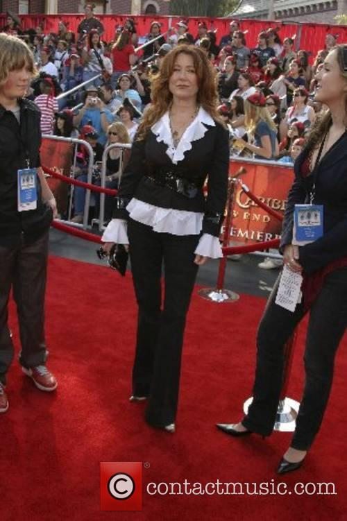 Mary McDonnell World Premiere of Walt Disney Pictures...