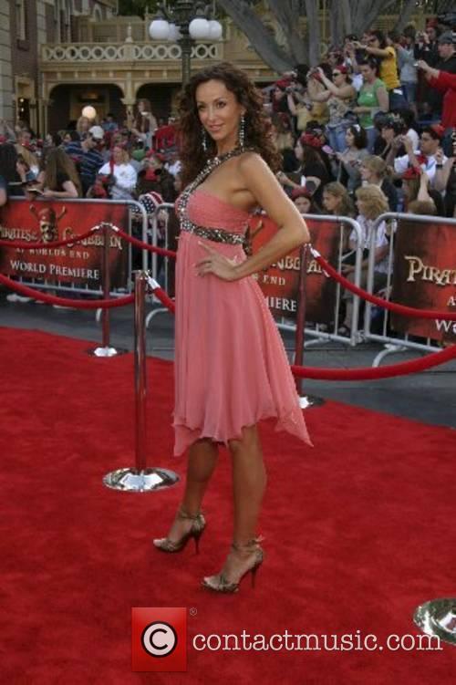Sofia Milos World Premiere of Walt Disney Pictures...