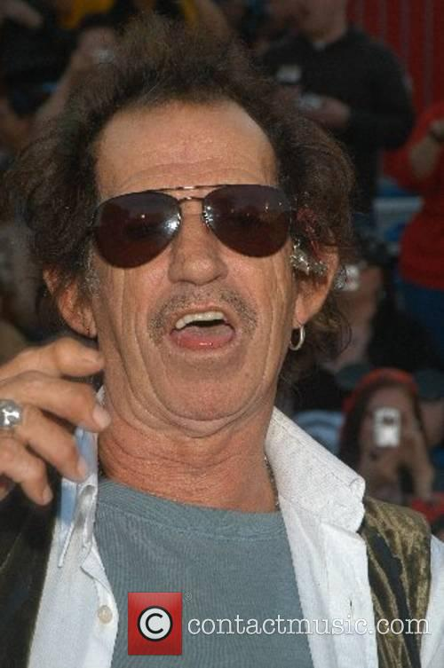 Keith Richards 6
